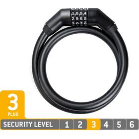 Trelock KS 360/110 Code Kabelschloss black